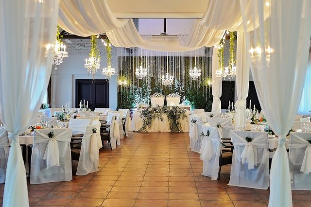 Hochzeit im Hotel