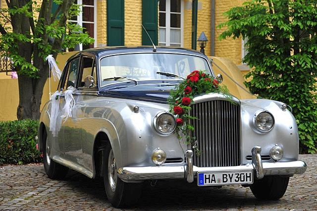 Hochzeitsautovermietung