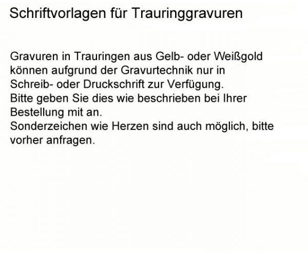 Trauringe Bicolor Rosegold/Weißgold mit Brillanten