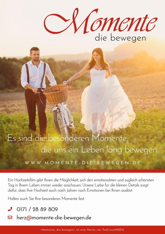 Hochzeitsvideo Momente