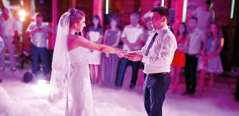 Hochzeitsfeier Musik