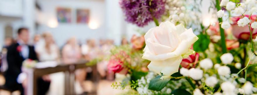 Hochzeitsfloristik Tipps